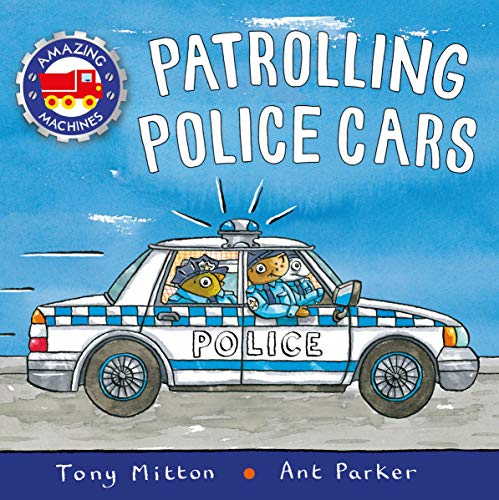 Book Cover: Patrolling Police Cars