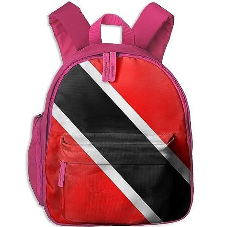 La bandera de Tobago personalizada Escuela Mochilas para niñas/niños mochila niños bolsa Childeren escuela