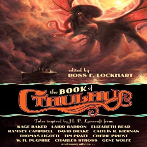 The Book of Cthulhu Audiobook
