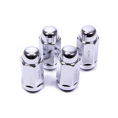 """Gorilla Automotive 91187XLB Extra Long Acorn Lug Nuts (1/2"""" Thread Size): Automotive"""