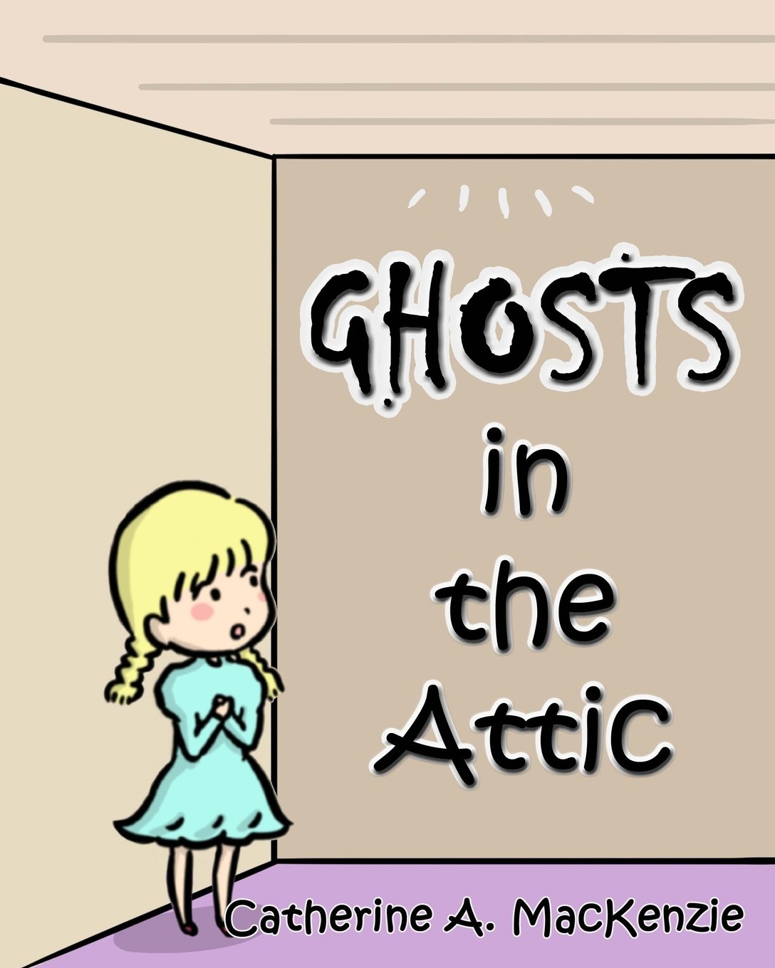 Read Online Ghosts in the Attic pdf