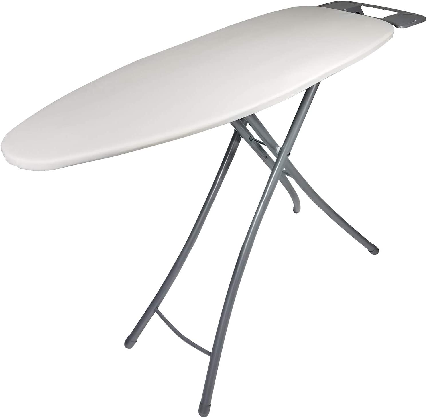 Homz Professional Wide Steel Top Ironing Board Light Tan Cover Amazon Ca Home Kitchen