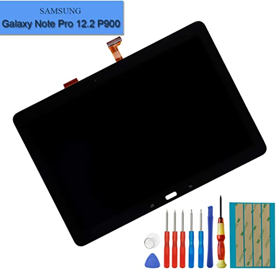 Digitizer Touch Screen Glass Spare Part for Samsung Galaxy Note Pro 12.2 P900