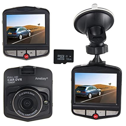 Amebay Dash Cam 2.4'' FHD 1080P Driving Camera