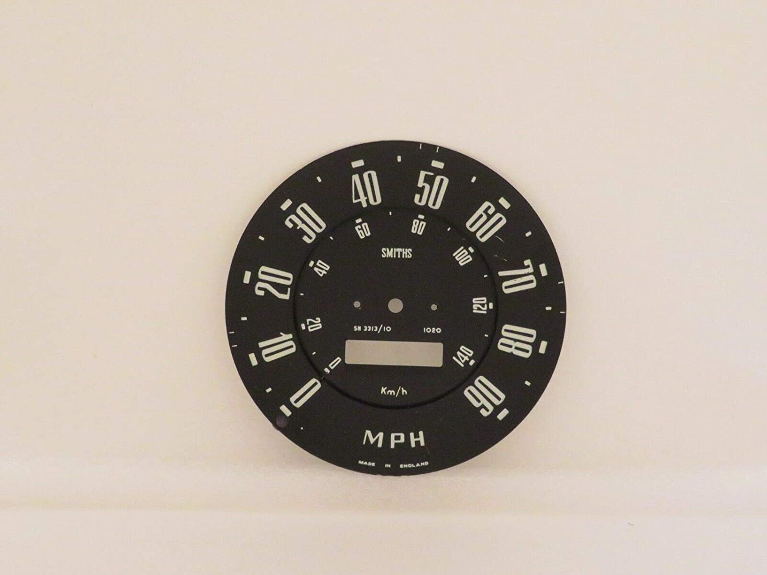 Amazon com: Speedometer Dial Face Plate Smiths Brand Fits