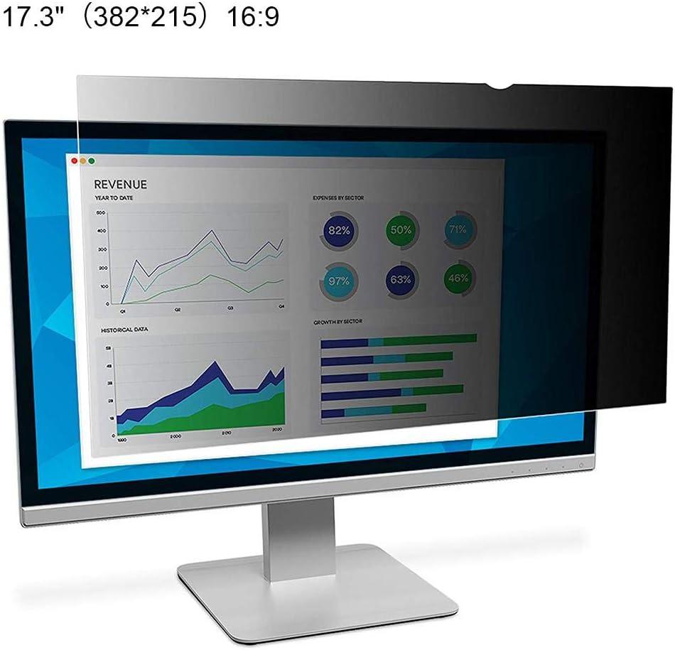 Blickschutzfilter Blickschutzfilter Blickschutzfolie F/ür Computer Monitor 17-20 Zoll Blickschutzfilter LCD Bildschirm Schutzfolie Universal Blickschutzfilter PC 17 19 20 Blickschutzfilter