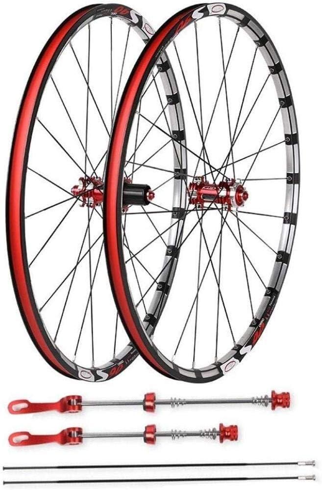 Cerchi o ruote bici 26 attacco a disco mtb 5-6-7v