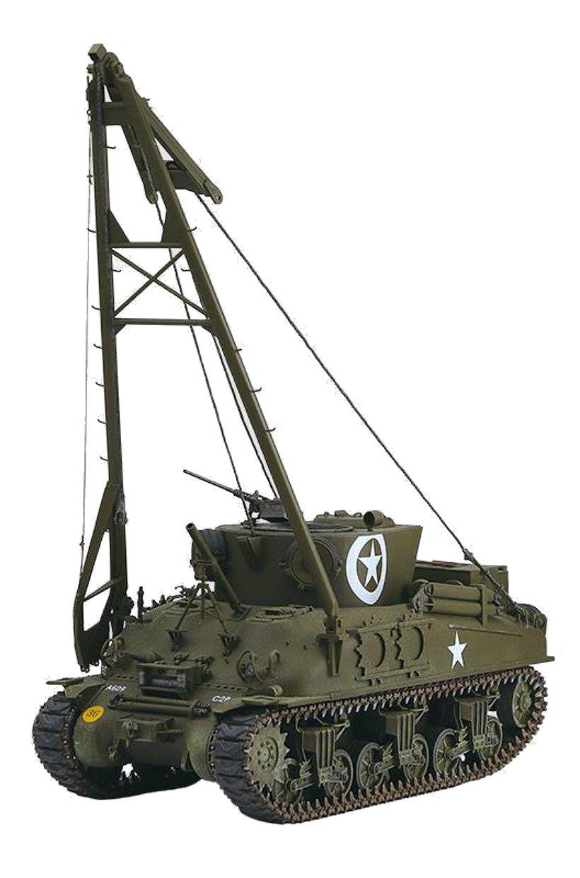 Ask model 1/35 U.S. Army Tank recovery vehicle M32B1 plastic 35-026