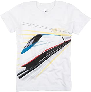 product image for Shirts That Go Little Boys' Electric Train T-Shirt