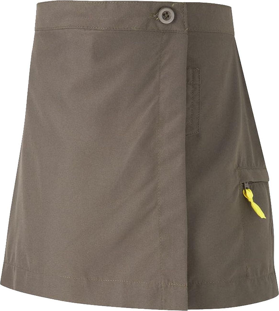 David Luke Official Brownies Girl Guides Uniform Skort Skirt Shorts Size 20-32