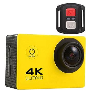 Hanbaili Wifi Sports Camera con 12 millones de píxeles 170 ° de gran angular, buceo