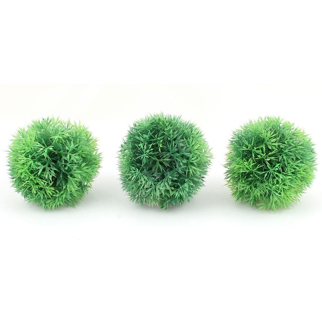 1Pc Aquarium Fish Tank Artificial Water Plant Coral Decor Grass Green Yellow