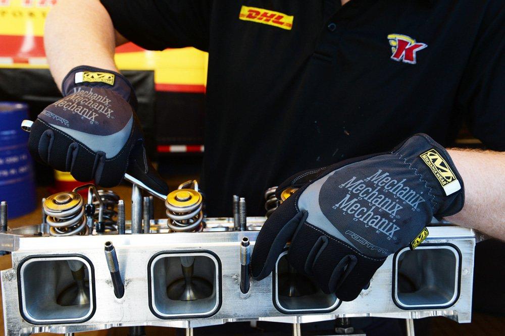 Mechanix Wear 185184 Slip-On Elastic-Cuff Mechanic's Glove Fast Fit Gloves, L by Mechanix Wear (Image #5)