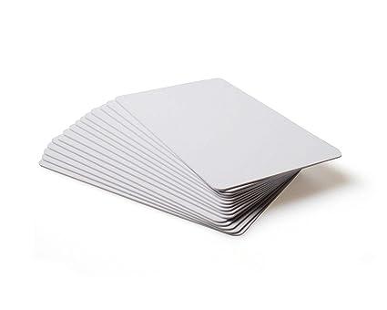 waiz Muñeco.Ideas® Tarjeta en blanco en blanco EC tarjeta de ...