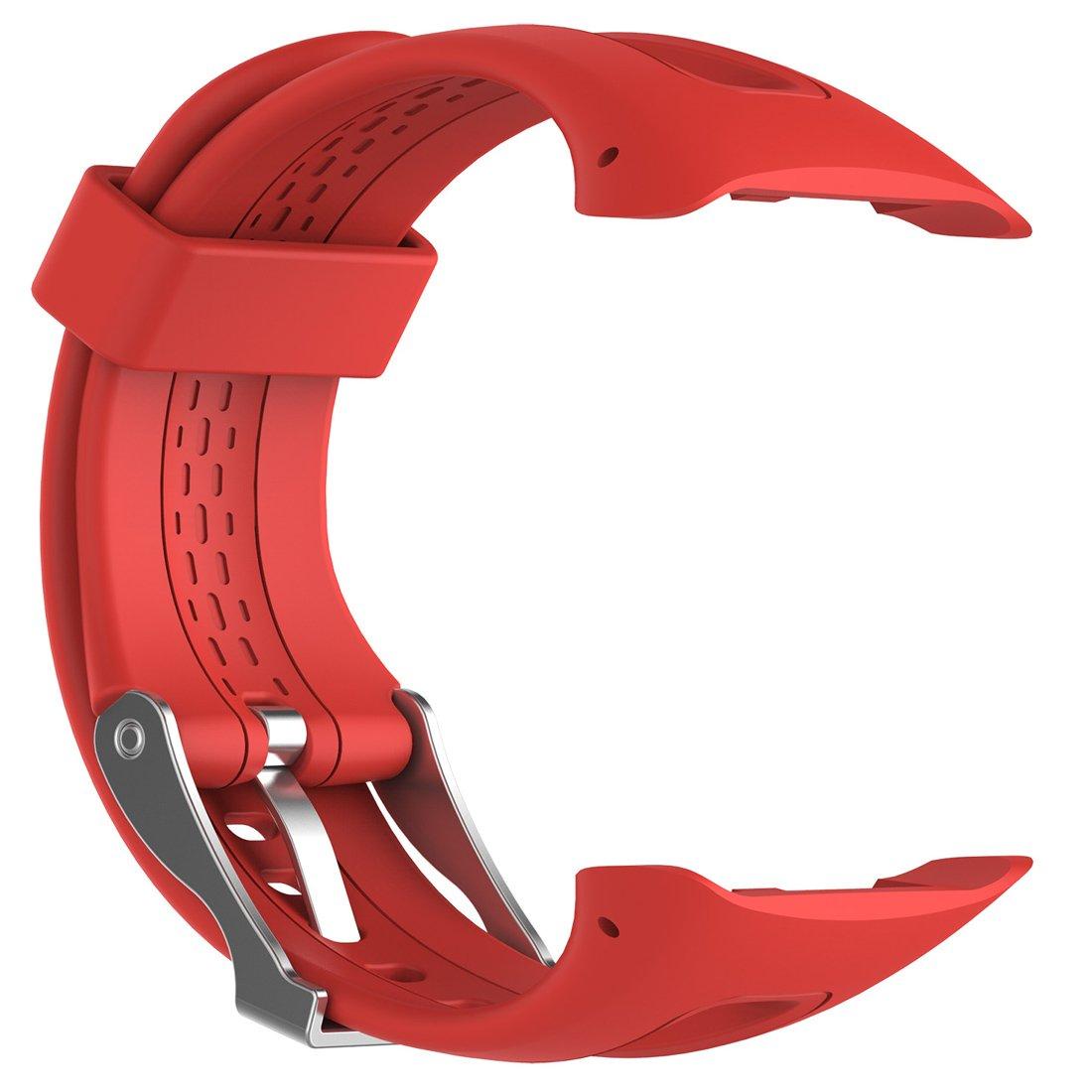 Correa de repuesto, de la marca Lokeke, para Smartwatch Garmin Forerunner 10 y 15