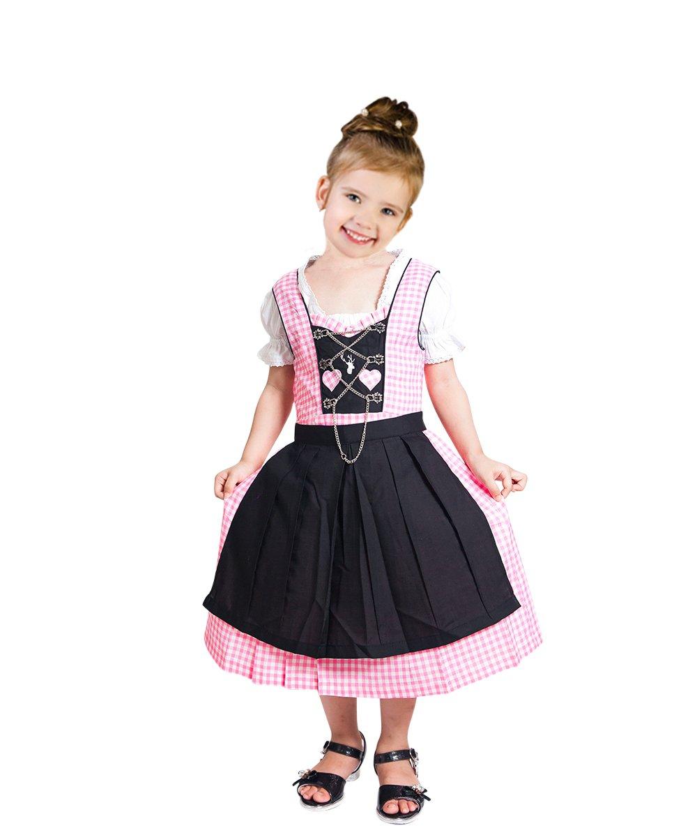 Dirndl World Childrens Dik09, German Bavarian 3
