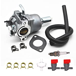 Carbpro Carburetor For Briggs & Stratton 593433 699916 794294 Carb 21B000 Engine Motor Fit: Craftsman Lawn tractor Riding Mower
