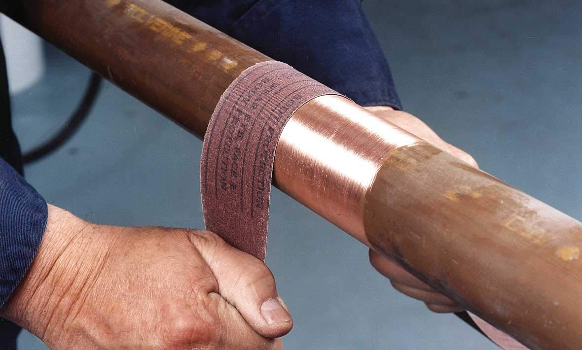 Walter Coolcut Abrasive Shop Roll, Cloth Backing, Aluminum Oxide, 50 yds Length x 2'' Width
