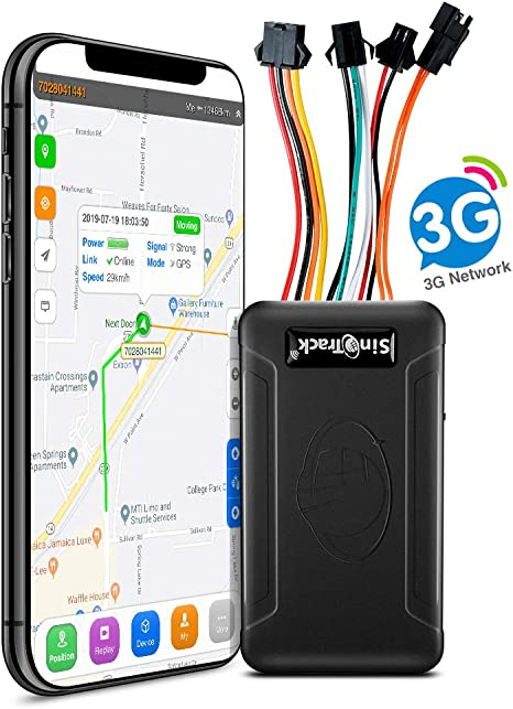 Portable Vehicle GPS Tracker Car Motorcycle Pets Kids Tracking Locator Device