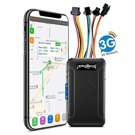 SinoTrack - Rastreador GPS para vehículos, dispositivo ...