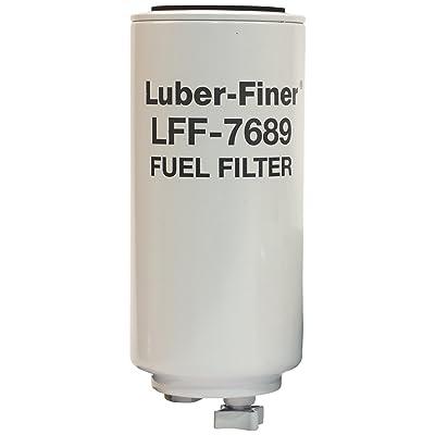 Luber-finer LFF7689 Heavy Duty Fuel Filter: Automotive