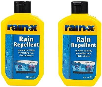 Rainx Regen Spielzimmer 200 Ml Twin Pack Rain X Scheibenreiniger Guard Auto