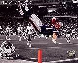 New England Patriots Rob Gronkowski 8x10 Action Photo. Spotlite Picture.