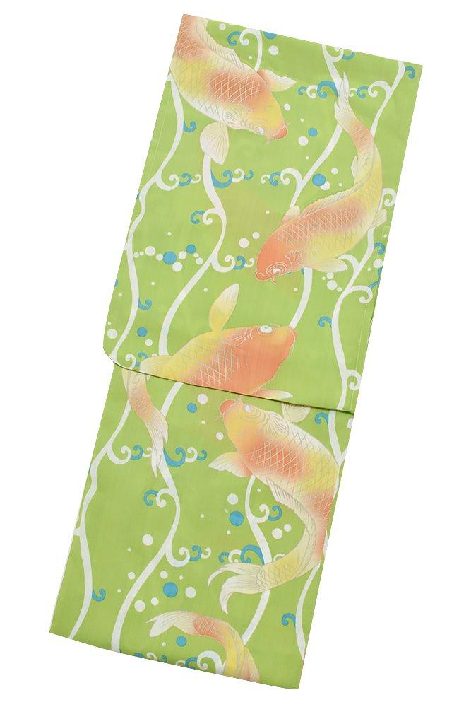 [ KIMONOMACHI ] MODE 女性用浴衣単品 2017年 全15柄 サイズ豊富 B071WS53PK TL|浴衣09 浴衣09 TL
