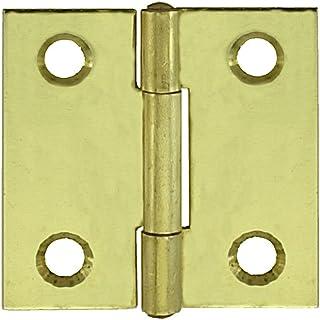 Connex, DY200594, Cerniere 60 x 34 mm, ottone, piccoli, 2 pezzi