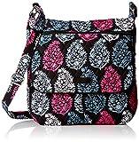 Vera Bradley Women's Double Zip Mailbag, Northern Lights