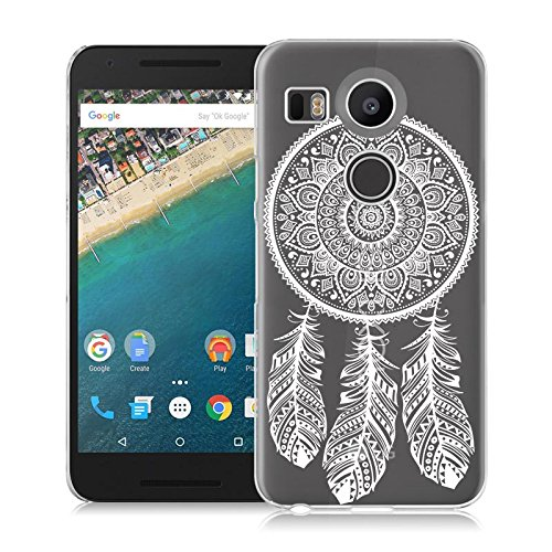 6 opinioni per Dooki, Nexus 5X custodia, con porta carte di credito con custodia a portafoglio