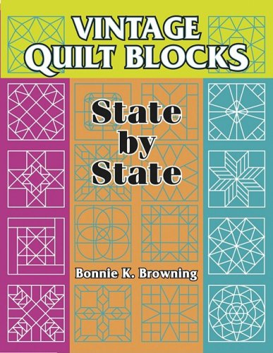 Vintage Quilt Blocks: State By State