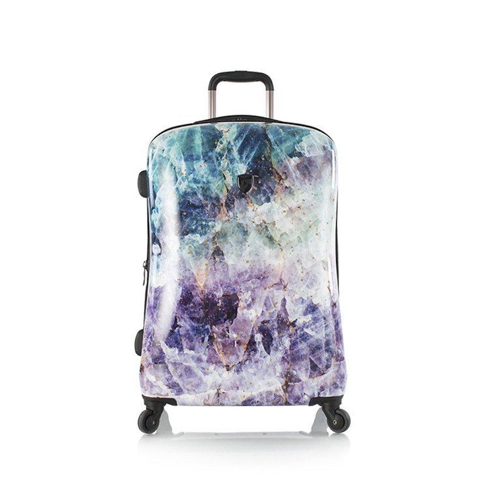Heys America Unisex Quartz 30'' Spinner Purple Luggage by HEYS AMERICA