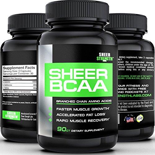 SHEER BCAA Capsules — #1...