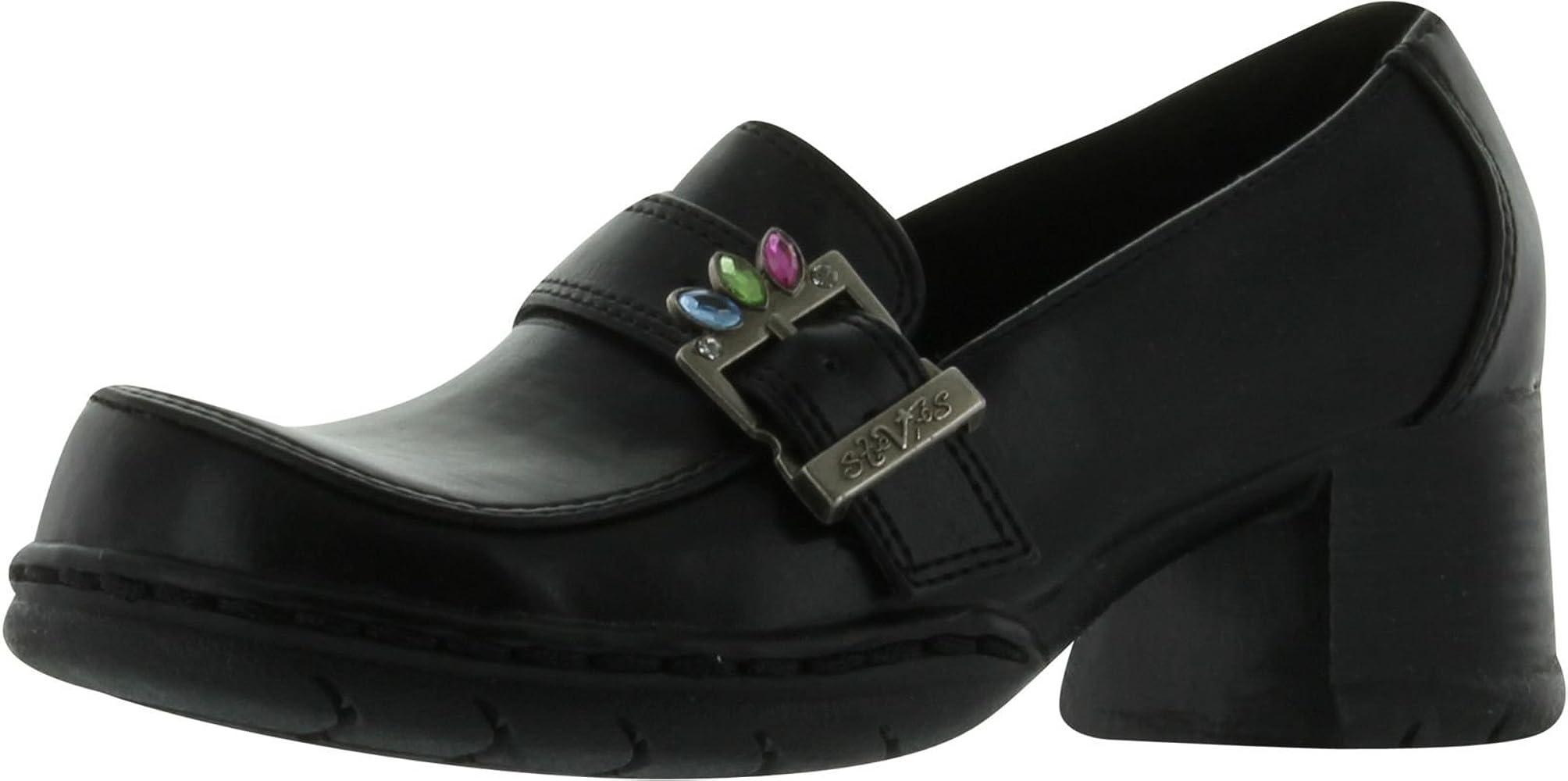 Stevies Girls Parisa Shoes, Black