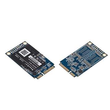 P Prettyia 2pcs 1.8 Pulgadas Disco Duro Sólido SATA SSD ...