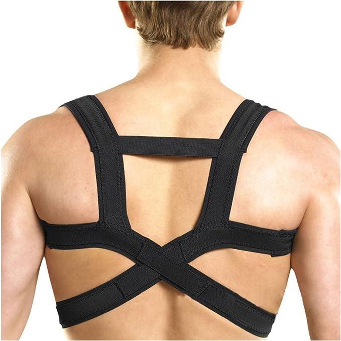 Elástica Spine Corrector de Postura – Apoyo hombro – mejorar ...