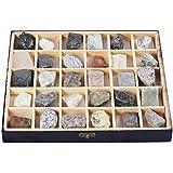 Colección 50 Rocas y Minerales, Empaque atractivo para la ...