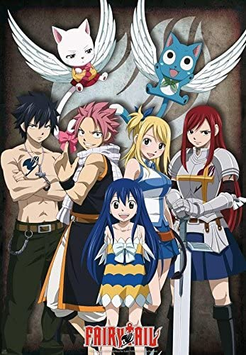 fairy tail charaktere