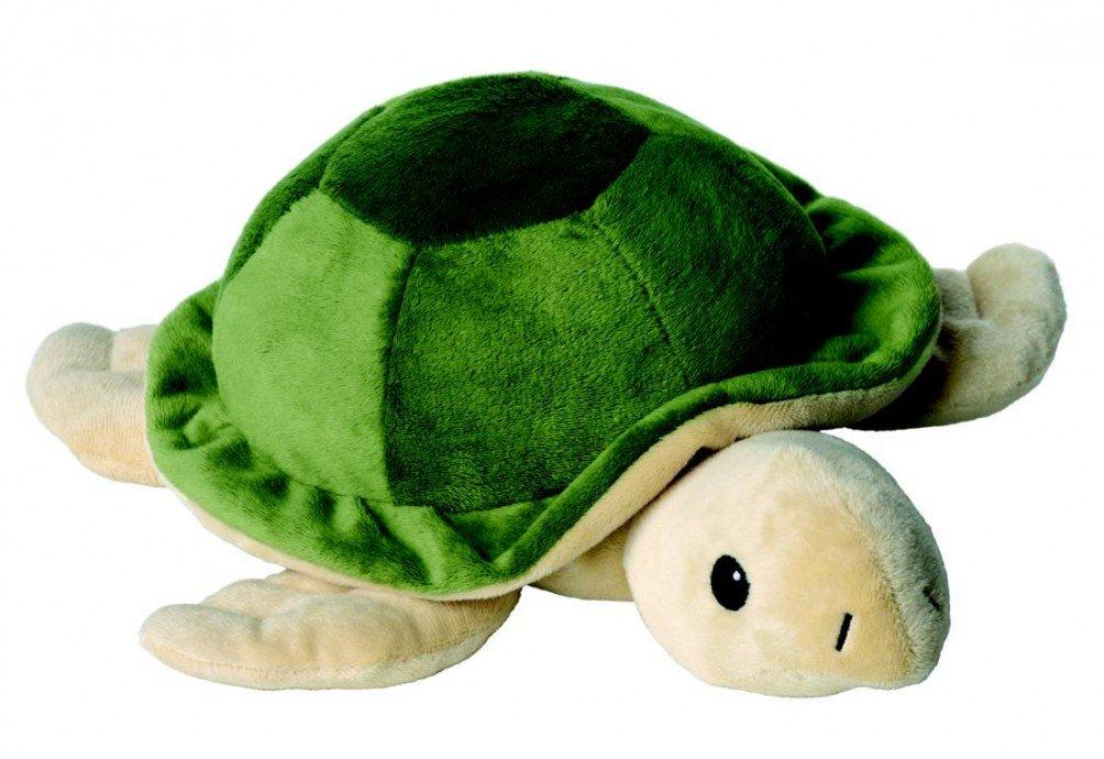 Wä rme-Stofftier Beddy Bear Frosch 'Kü ssen erlaubt' Greenlife Value GmbH