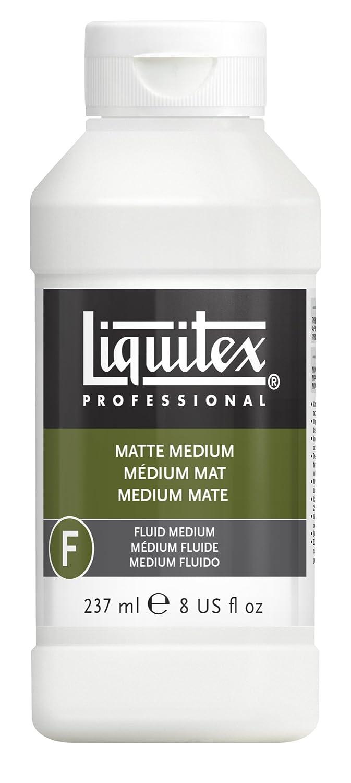 Liquitex Bs5108 Professional Matte Fluid Medium