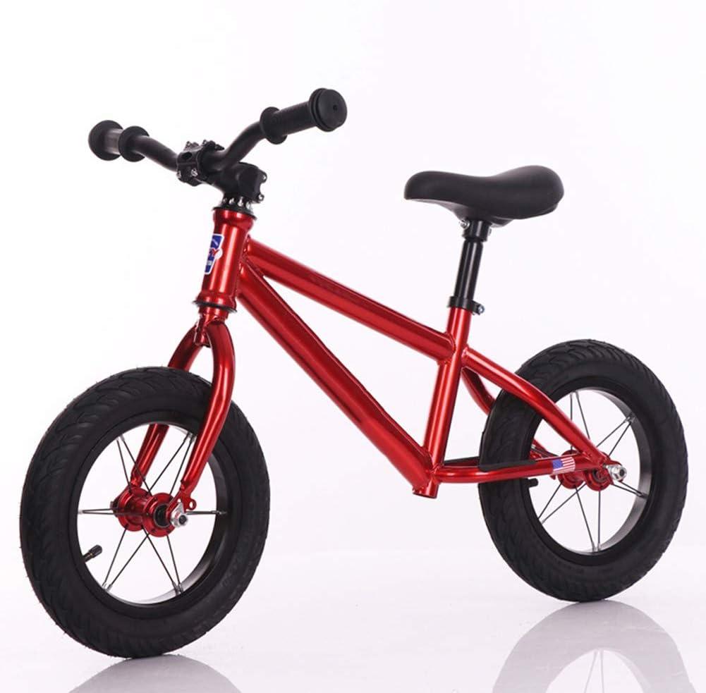 キッズバランスバイク、子供や幼児のためのバランスのサイクルはありませんペダル1-6歳バイクプッシュウォーキング自転車