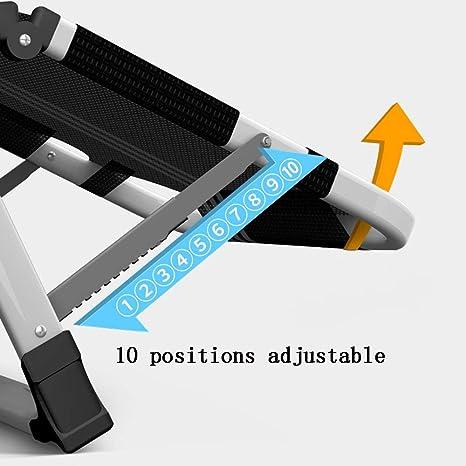 Amazon.com: ZHIRONG - Tumbona reclinable ajustable plegable ...