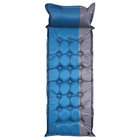 Selbstaufblasbare Matratzen Isomatte Mit Kissen Tragbares Isomatte Matratze Für Zelt Im Camping Wandern Und Outdoor Aktivitäten Von Qisan
