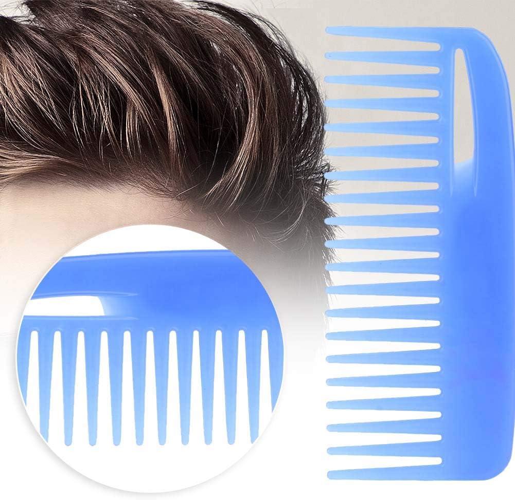 Peine acondicionador # 1 h/úmedo o rizado para bigote o barba Compatible ABS Ultra liso El mejor peine de peinado en cabello largo
