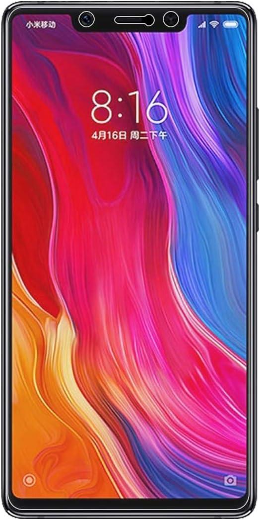 ZHANGYUNSHENG 100 PCS 0.26mm 9H 2.5D Tempered Glass Film for Xiaomi Mi 8 SE zys