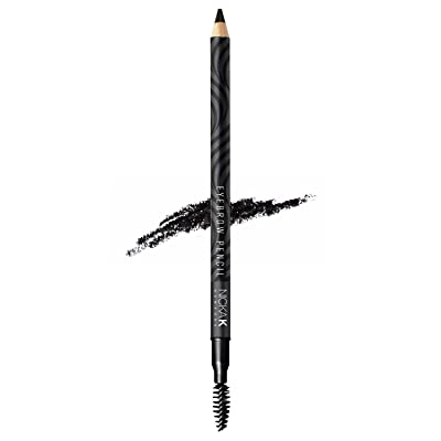 (3 Pack) NICKA K Eyebrow Pencil NEP01 Black
