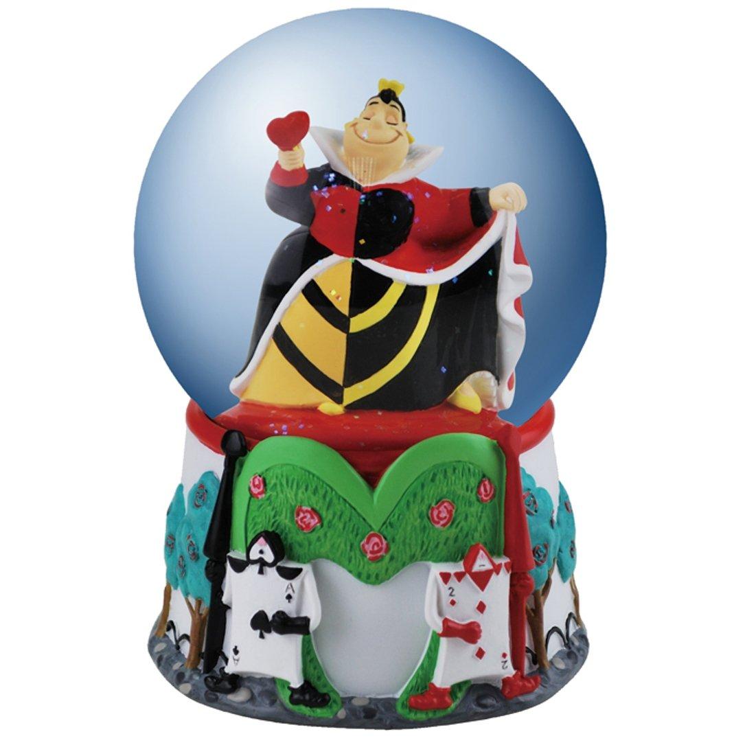 【お1人様1点限り】 Westland 100mm, Giftware Musical Villain Water Globe Figurine, 100mm, Disney Westland Villain Queen of Hearts [並行輸入品] B00BNAYFAM, ライターショップ SK:794d6dc0 --- arcego.dominiotemporario.com