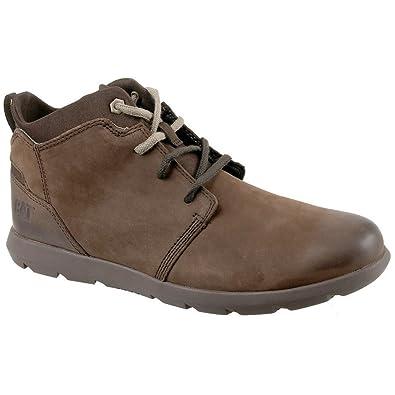 4e684e291e4 Caterpillar CAT P718990 Transcend Chocolat Shoes Man Walking Shoes mid 45
