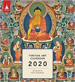 Tibetan Calendar 2020 Amazon.com: Tibetan Art Calendar 2020 (9781614295389): Tashi
